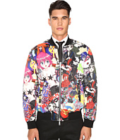 DSQUARED2 - All Over Printed Manga Puff Bomber