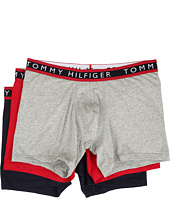 Tommy Hilfiger - Cotton Stretch Boxer Brief 3-Pack