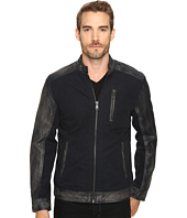 Lucky Brand - Cotton Leather Jacket