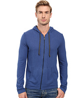 Lucky Brand - Black Label Full Zip Hood