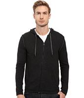 Lucky Brand - Black Label Full Zip Hood