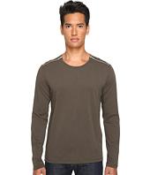 The Kooples - Light Basic Cotton & Zip Shirt