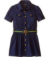 Polo Ralph Lauren Kids - Tissue Chino Shirtdress (Toddler)