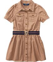 Polo Ralph Lauren Kids - Tissue Chino Shirtdress (Toddler)
