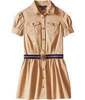 Polo Ralph Lauren Kids - Tissue Chino Shirtdress (Big Kids)