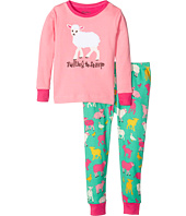 Hatley Kids - Falling to Sheep Pajama Set (Toddler/Little Kids/Big Kids)