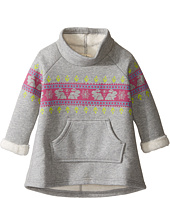 Hatley Kids - Ski Bunny Bonded Sherpa Dress (Toddler/Little Kids/Big Kids)