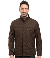 Rainforest - Diamond Quilted Bomber Jacket