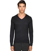 Todd Snyder - Alpaca Silk V-Neck Sweater