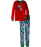 Hatley Kids - Ruff Night Pajama Set (Toddler/Little Kids/Big Kids)