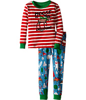 Hatley Kids - Moose Be Dreaming Pajama Set (Toddler/Little Kids/Big Kids)