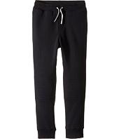 Junior Gaultier - Black Sweatpants (Big Kids)