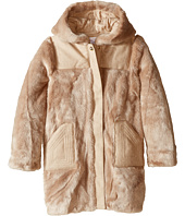 Chloe Kids - Hooded Faux Fur Coat (Little Kids/Big Kids)