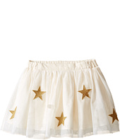 Stella McCartney Kids - Honey Star Patched Tulle Skirt (Toddler/Little Kids/Big Kids)