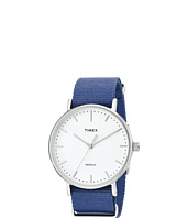 Timex - Fairfield Nylon Slip-Thru Strap