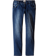 Armani Junior - Slim Fit Tonal Denim in Denim Indaco (Toddler/Little Kids/Big Kids)