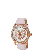 Betsey Johnson - BJ00019-75 - Crystal Bezel Face