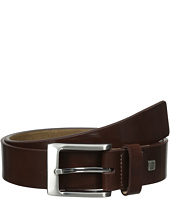 Steve Madden - 35mm Burnished Leather Belt