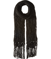 BCBGeneration - Fringed Long and Skinny Scarf