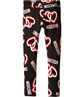 Moschino Kids - Hearts Print Trousers (Little Kids/Big Kids)