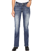 Rock and Roll Cowgirl - Mid-Rise Bootcut in Medium Wash W1-8475
