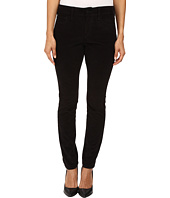 NYDJ Petite - Petite Alina Leggings Jeans in Corduroy in Black