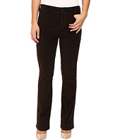 NYDJ Petite - Petite Marilyn Straight Jeans in Corduroy in Molasses