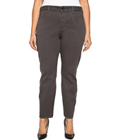 NYDJ Plus Size - Plus Size Alina Legging Jeans in Super Sculpting Denim in Titanium