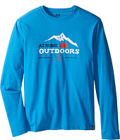 Jack Wolfskin Kids - Mountain Range Long Sleeve (Infant/Toddler/Little Kids/Big Kids)