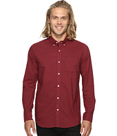 Volcom - Oxford Stretch Long Sleeve Woven
