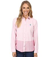 U.S. POLO ASSN. - Striped Button Up Shirt