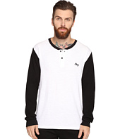Obey - Note Long Sleeve Henley