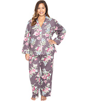Carole Hochman - Plus Size Packaged Flannel Pajama