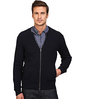 Scotch & Soda - Zip-Thru Cardigan in Merino/Cotton Quality
