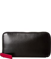 MARNI - Bicolor Calf Leather Card Wallet