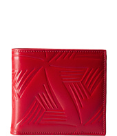 MARNI - Flower Embossed Leather Bifold