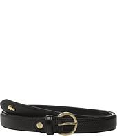 Lacoste - Premium Chantaco Coated Leather Belt