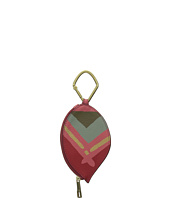 Fossil - Feather Zip Key Fob