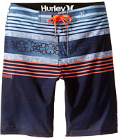 Hurley Kids - Phantom P30 Ortega Shorts (Big Kids)