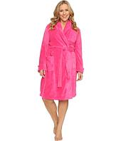 LAUREN Ralph Lauren - Plus Size So Soft Short Robe