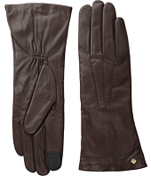 Cole Haan - Long Leather Gloves with Points and Tech