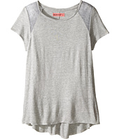 Blank NYC Kids - T-Shirt in Renegade Grey (Big Kids)