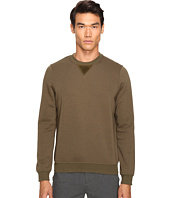 ATM Anthony Thomas Melillo - Crew Neck Sweatshirt w/ Elbow Patches
