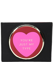 Kate Spade New York - Be Mine Valentines Hangtag Card Holder