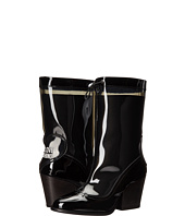 LOVE Moschino - Chunky Heeled Rain Boot