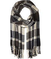 Plush - Ultra Soft Fleece Plaid Scarf