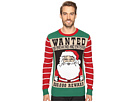 Wanted Santa Sweater