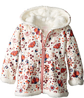 Pumpkin Patch Kids - Fluffy Lined Hoodie Jacket (Infant)