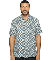 Tommy Bahama - Dourados Diamonds Short Sleeve Woven Shirt