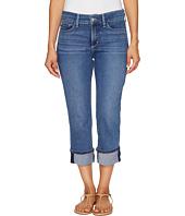 NYDJ Petite - Petite Dayla Wide Cuffed Capri Jeans in Heyburn